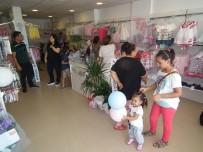 İŞ KADINI - Aydın'da Franchising Kredisiyle İlk Defa Bir İşyeri Açıldı
