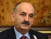 ASGARI ÜCRET - Bakan'dan flaş asgari ücret açıklaması!