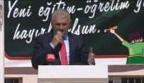 İLKOKUL ÖĞRETMENİ - Başbakan'dan Öğretmenlere 'FETÖ' Uyarısı