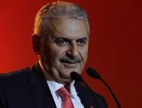 4+4+4 SİSTEMİ - Başbakan Yıldırım konuştu eşi güldü