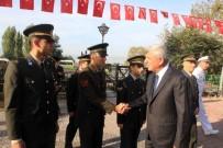 GAZI MUSTAFA KEMAL - Başkan Karaosmanoğlu, Gaziler Günü Törenine Katıldı