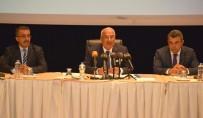 ŞEHİRLERARASI OTOBÜS - Başkan Kocamaz Açıklaması 'Bu Tesisin Yapılması Kanunla Belirlenmiş'