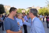 GAZI MUSTAFA KEMAL - Başkan Şirin'den Öğrencilere Ziyaret