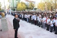 HUKUK DEVLETİ - Başkan Yılmaz, Öğrencilerin Heyecanına Ortak Oldu