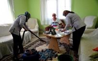EV TEMİZLİĞİ - Belediyeden Ev Temizliği Hizmeti