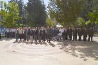 GAZI MUSTAFA KEMAL - Besni'de 19 Eylül Gaziler Günü Kutlandı