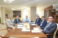 SAYIŞTAY - Büyükşehirde Yeni Genel Sekreter Yardımcıları Belirlendi