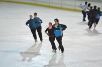 AŞIK VEYSEL - Buz Salonu Açılıyor