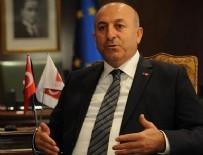 DAEŞ - Çavuşoğlu, CNN International'a Konuştu