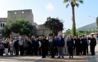 MURAT SEFA DEMİRYÜREK - Çeşme Ve Urla'da Gaziler Günü Unutulmadı