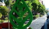ÇANKAYA BELEDIYESI - Cevizlidere'nin Sokaklarına Renk Geliyor
