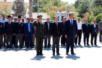 AHMET YıLDıZ - Ceylanpınar'da Gaziler Günü