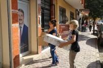 TURGAY ŞIRIN - Cumhuriyet Kadınları'ndan İhtiyaç Sahiplerine Destek