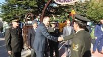 ATATÜRK ANITI - Demirci'de Gaziler Günü Kutlamaları