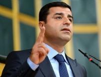 SELAHATTİN DEMİRTAŞ - Demirtaş, Barzani'ye gidiyor