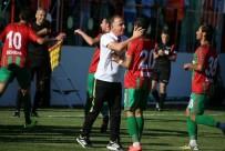 KIRMIZI KART - Diyarbakır'da Kupa Mesaisi Başladı