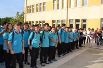 ANAOKULU ÖĞRENCİSİ - Edremit'te İlk Ders Zili Çaldı