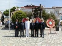 GAZI MUSTAFA KEMAL - Foça Ve Aliağa'da Gaziler Günü Kutlandı
