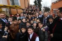 SOSYAL YARDIM - Gaziantep Büyükşehir'den  Eğitime Destek