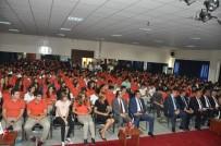 ÇALIŞAN ÇOCUKLAR - Gaziantep Kolej Vakfında İlk Ders Demokrasi Ve 15 Temmuz Şehitleri