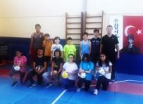 MEHMED ALI SARAOĞLU - Gediz'de 610 Öğrenciye Yaz Spor Okulu Eğitimi