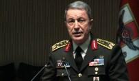 KIBRIS BARIŞ HAREKATI - Genelkurmay Başkanı Açıklaması Hiçbir Ülkenin Toprağında Gözümüz Yok