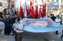 BARıŞ DEMIRTAŞ - Giresun'da Gaziler Günü Ve Atatürk'ün Giresun'a Gelişinin Yıldönümü Etkinlikleri