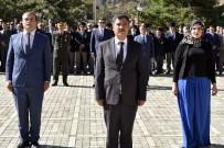 GAZI MUSTAFA KEMAL - Gümüşhane'de 23 Bin 35 Öğrenci İçin İlk Ders Zili Çaldı