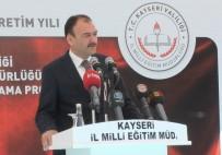 KURTULUŞ SAVAŞı - İl Milli Eğitim Müdürü Çandıroğlu Açıklaması '15 Temmuz Süreci Eğitim-Öğretimi Etkilemedi'