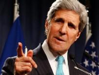 AMERIKA BIRLEŞIK DEVLETLERI - Kerry'den 'Ateşkes' açıklaması