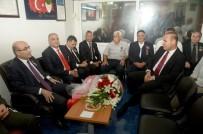 MAHMUT DEMIRTAŞ - Kürek İhtisas Kulubü Tesisleri Gazilere Tahsis Edildi
