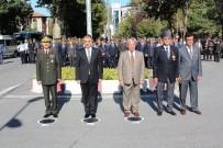 MUSTAFA TOPRAK - Malatya'da 19 Eylül Gaziler Günü Kutlandı