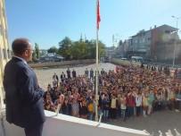 MESLEKİ EĞİTİM - Malazgirt'te İlk Ders Zili Çaldı