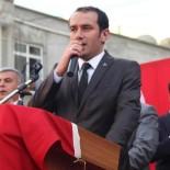 ÜLKÜCÜ - MHP Mut İlçe Başkanı Durmuş Ali Çerekçi İstifa Etti