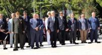 AMIR ÇIÇEK - Muğla'da 19 Eylül Gaziler Günü Töreni