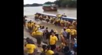 GEZİ TEKNESİ - Müslüman turistleri taşıyan tekne battı: 15 Ölü