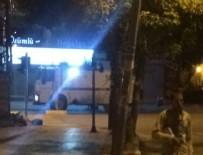 PKK - Polis karakoluna saldırı