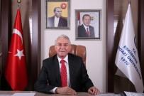 GAZI MUSTAFA KEMAL - Rektör Gönen'in Şehitler Ve Gaziler Haftası Mesajı