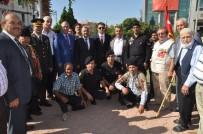 TUNCAY DURSUN - Reyhanlı'da Gaziler Günü Kutlandı