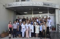 SAĞLIK MESLEK LİSESİ - Sağlıkçı Adayları Ders Başı Yaptı
