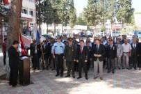 ÇETIN KıLıNÇ - Sarıgöl'de Gaziler Günü Kutlandı
