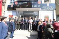 MESUT YıLDıRıM - Şehit Aileleri Ve Gaziler Evi Açıldı