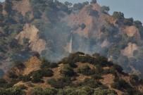 ORMAN İŞÇİSİ - Sigara İzmariti Yangına Yol Açtı