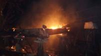 Sinop'ta Yangın Açıklaması 1 Ölü