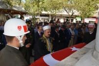 TAHSIN KURTBEYOĞLU - Sökeli Kore Gazisi, Gaziler Günü'nde Toprağa Verildi