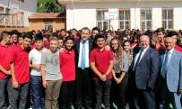 ÇANKAYA BELEDIYESI - Taşdelen Öğrencileri Yalnız Bırakmadı