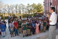 KURTULUŞ SAVAŞı - Türkmen; 'Bu Okul Şehitlerimizin Hediyesidir'