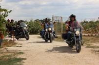 HEKIMOĞLU - 3. Uluslararası Edirne Motofest Motosiklet Festivali Başladı