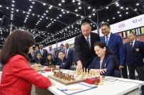SATRANÇ FEDERASYONU - 42. Dünya Satranç Olimpiyatları Bakü'de Başladı