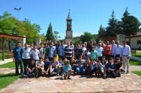 GÖZLEME - 60 Kişilik Öğrenci Grubu Dünya Barış Günü'nde Bilecik'i Gezdi